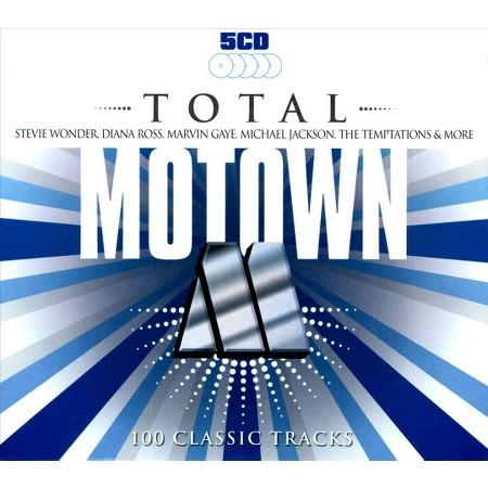Various Artists - 100 Essential Motown [Disc 3] - Zortam Music