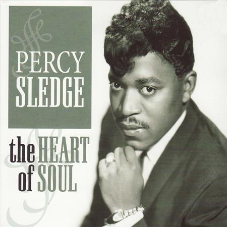 Percy Sledge - The Heart of Soul (disc 1) - Zortam Music