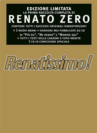 renato zero - Renatissimo! Cd 2 - Zortam Music