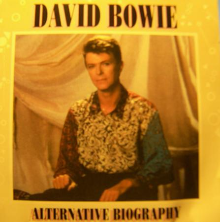 David Bowie - Alternative Biography [disc 1] - Zortam Music