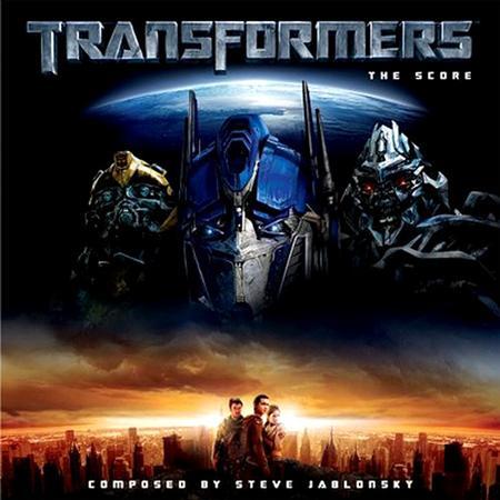 Steve Jablonsky - Transformers (The Score) - Zortam Music