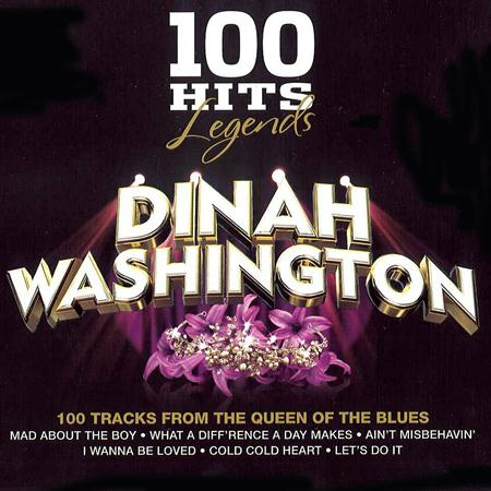 Dinah Washington - 100 Hits Legends - Dinah Washington - Zortam Music