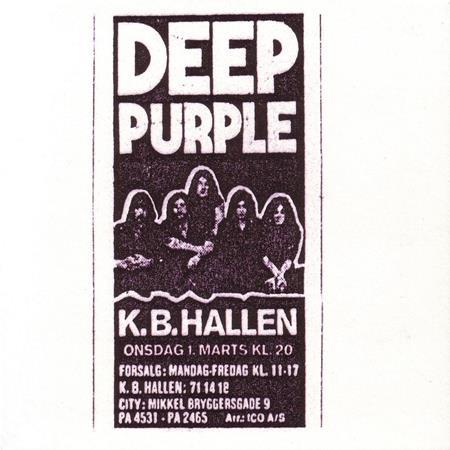 Deep Purple - Live In Denmark `72 - Zortam Music