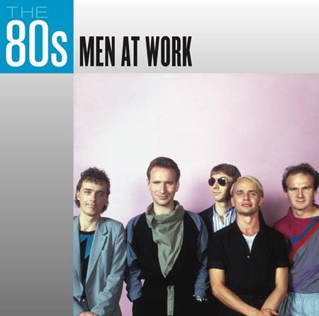 Men at Work - The 80s Men At Work - Zortam Music