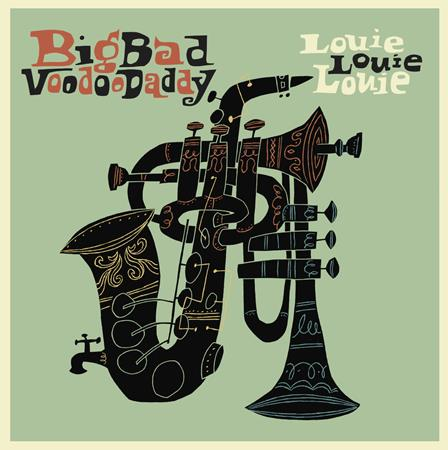 Big Bad Voodoo Daddy - Louie Louie Louie - Zortam Music