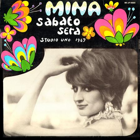 Mina - Sabato Sera - Studio Uno 1967 - Zortam Music