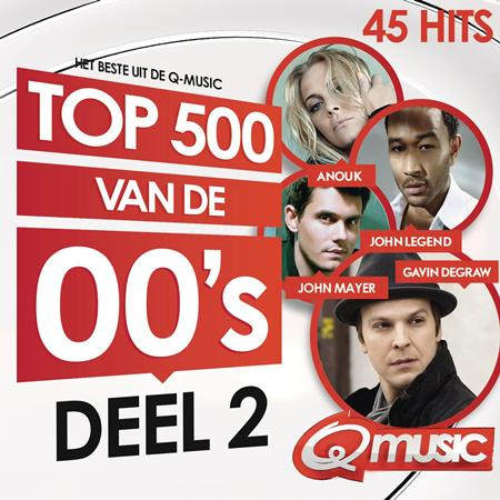 Anouk - Q Music 500 of the 00