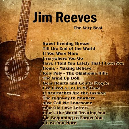 Jim Reeves - Your Old Love Letters - Zortam Music