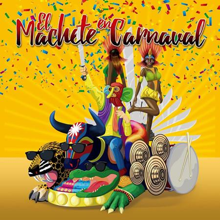 Various Artists - El Machete en Carnaval - Zortam Music