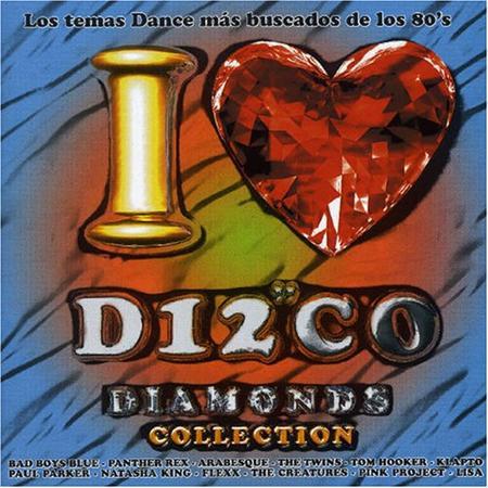 Various Artists - I Love Disco Diamonds Collection Vol.36 - Zortam Music