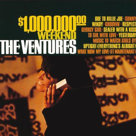 The Ventures - $1,000,000 Weekend - Zortam Music