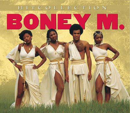 Boney M. - Hit Collection (Sony BMG 88697089662) - Zortam Music