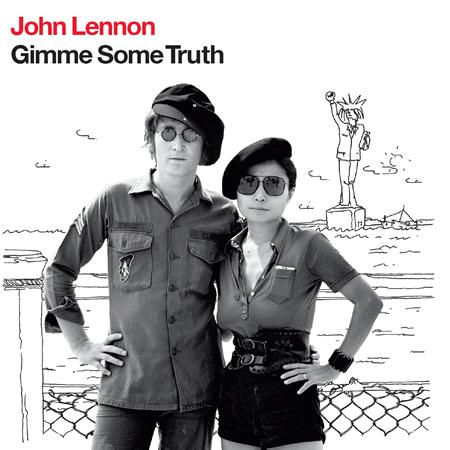 John Lennon - Gimme Some Truth Borrowed Time - Zortam Music