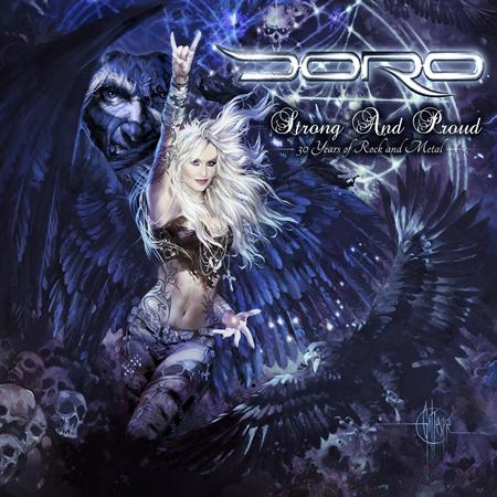 Doro - Strong And Proud 30 Years Of Rock And Metal - Zortam Music