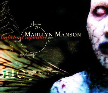 Marilyn Manson - Antichrist - Zortam Music