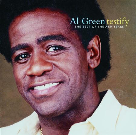 Al Green - Testify The Best Of The A&m Years - Zortam Music