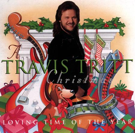 TRAVIS TRITT - A Travis Tritt Christmas Loving Time Of The Year - Zortam Music