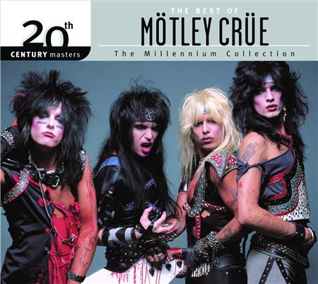 Motley Crue - 20th Century Masters - The Mil - Zortam Music