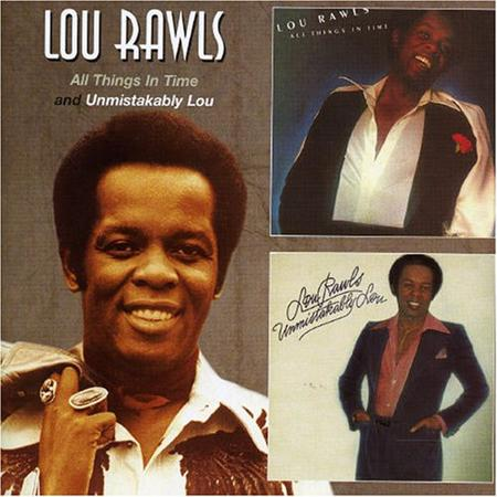 Lou Rawls - All Things In Time / Unmistakably Lou - Zortam Music