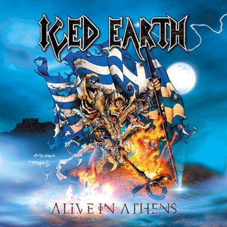Iced Earth - Alive In Athens [live] [disc 1] - Zortam Music