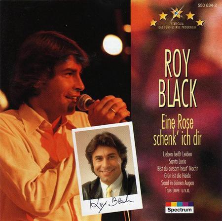 Roy Black - Eine Rose Schenk