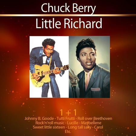 Chuck Berry - 1+1 Chuck Berry - Little Richard - Zortam Music