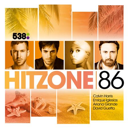 Various Artists - 538 Hitzone 86 - Zortam Music