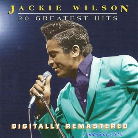 Jackie Wilson - Album sconosciuto (28/02/2010 17.52.31) - Zortam Music