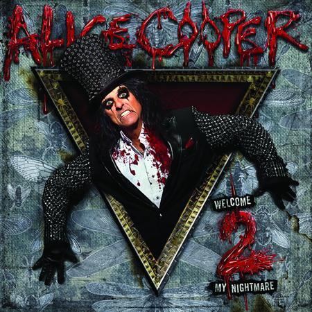 Alice Cooper - Welcome 2 My Nightmare (exclusive lt ed) - Zortam Music