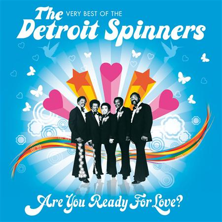 ACDC - Are You Ready For Love - The Very Best Of The Detroit Spinners - Zortam Music