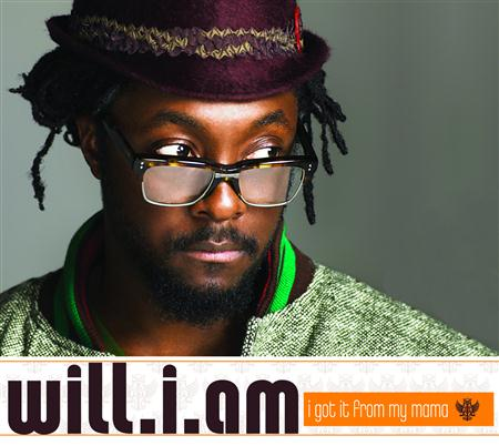 Will.I.Am - I Got It From My Mama [Single] - Zortam Music