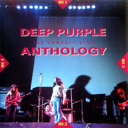 Deep Purple - The Compact Disc Anthology  (Disk 1) - Zortam Music