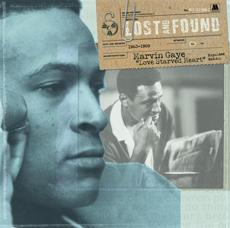 Marvin Gaye - Lost & Found: Love Starved Heart - Expanded Edition - Zortam Music
