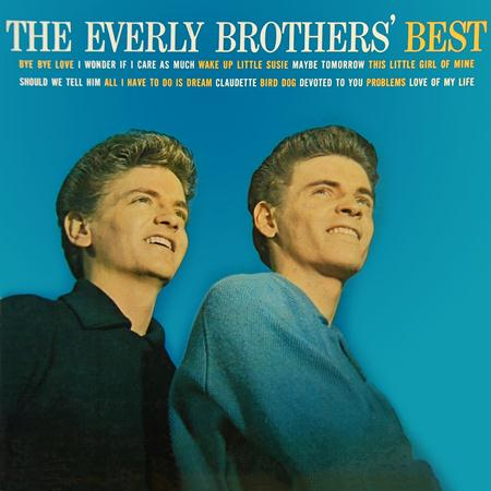 Everly Brothers - The Everly Brothers Best - Zortam Music