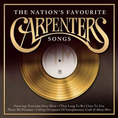 CARPENTERS - The Nations Favourite Songs - Zortam Music