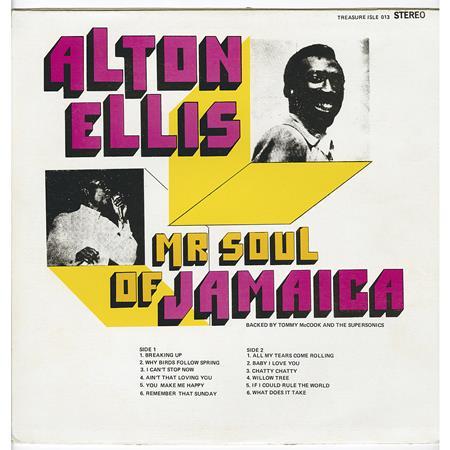 Alton Ellis - Mr Soul Of Jamaica - Zortam Music