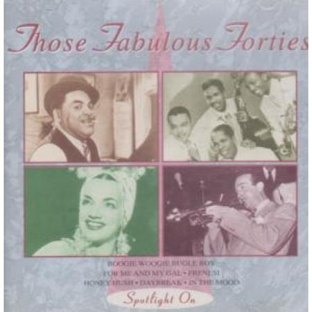 Bing Crosby - The Fabulous Oldies Those Fabulous Forties Timeless Classics Cd 4 - Zortam Music