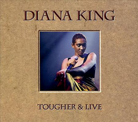 Diana King - Tougher & Live - Zortam Music