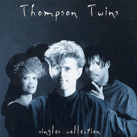 THOMPSON TWINS - Die Hit-Giganten (Best of 80s) - CD 2 - Lyrics2You