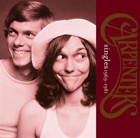 CARPENTERS - The Singles 1969-1981 - Zortam Music