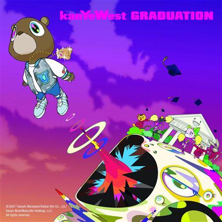 Kanye West - Graduation - YTD2 - Zortam Music
