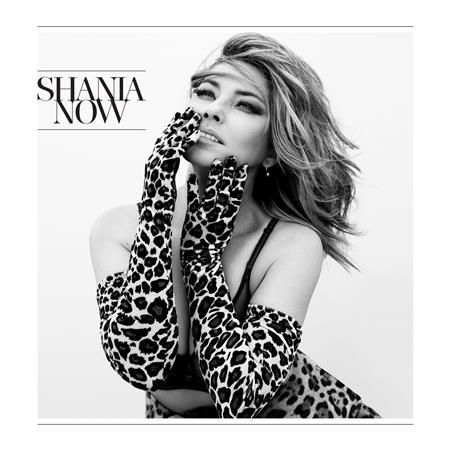 Shania Twain - Now - Zortam Music