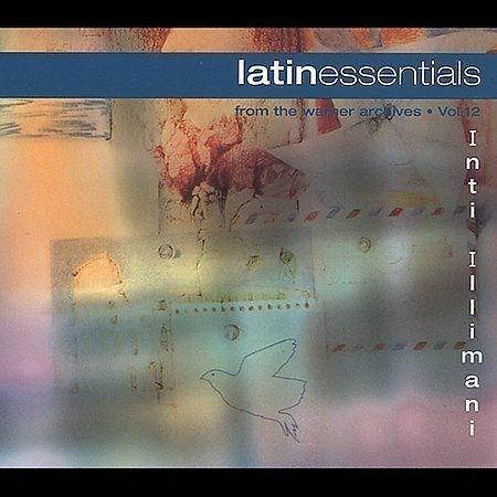 Inti-Illimani - Palimpsesto - Latin Essentials - Zortam Music