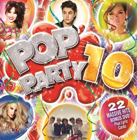 Justin Bieber - Pop Party 10 - Zortam Music