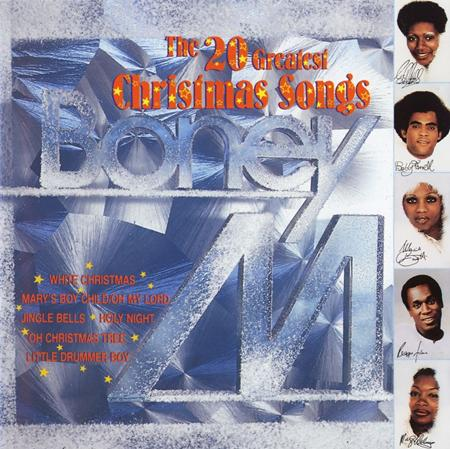 Boney M. - The 20 Greatest Christmas Songs (BMG Canada 258-018) - Zortam Music