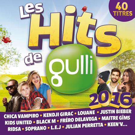 Justin Bieber - Les Hits De Gulli 2016 - 40 Titres [disc 1] - Zortam Music