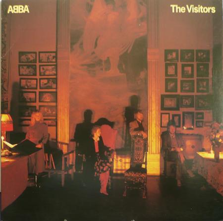 Abba - The Visitors [Import Bonus Tr - Zortam Music