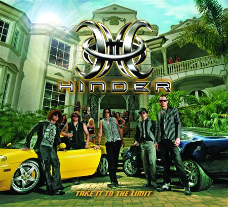 HINDER - Take It To The Limit (Deluxe E - Zortam Music