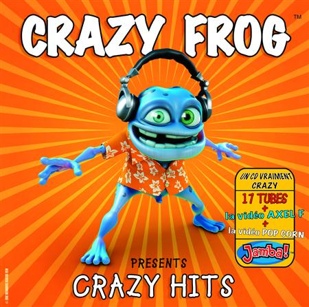 Crazy Frog - Crazy Hits [Bonus Tracks] - Zortam Music