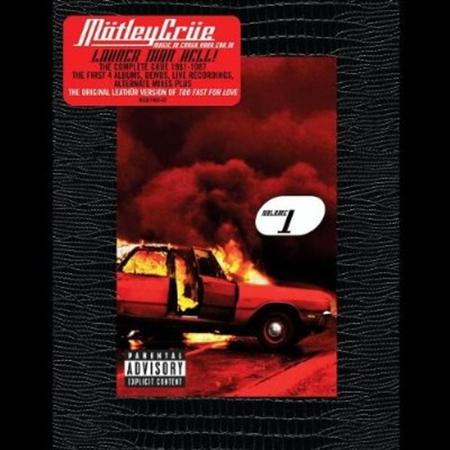Motley Crue - Music To Crash Your Car To Vol 1 Disc 4 - Zortam Music